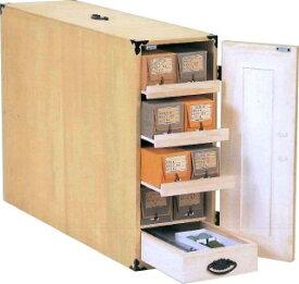 掛け軸 掛軸(かけじく) 総桐掛軸収納庫<尺五用>掛け軸(桐箱)をまとめて保管 保存するための収納箱です。掛け軸用小物を入れられる引き出し付き 掛け軸(かけじく)販売専門店 全国送料無料無料