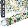 Arita Kaleidoscope hexagonal type teleidoscope akae mini hand flower Crest