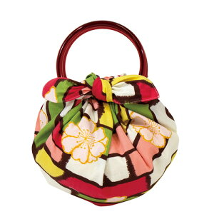 風呂敷 いちごバッグ 二巾モダンガールふろしき 和洋 さくら マルチ ちょっとしたお買い物のお供やプレゼントに内祝 結婚祝 お祝い 長寿 引出物