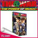 【初回限定ポスター付き】EXO エクソ 正規4集 リパッケージ[THE WAR]:The Power of Music(Korean Ver.) 4TH ALB...