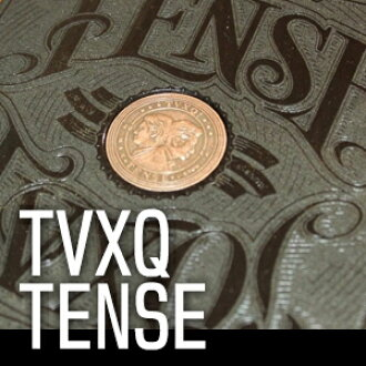 """<reservation with the collection of east Okoshi God TVXQ7 regular album """"tense"""" (TENSE) + first attributive poster>"""