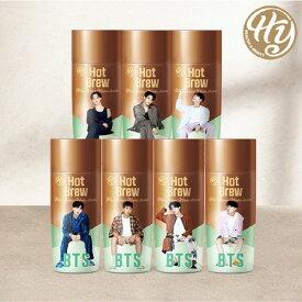 「クール便」「ランダム6本同じメンバーなし」BTS Hy Hot Brew Macadamia mocha Latte Coffee コーヒー防弾少年団 国内発送 マカダミアモカラテ 2つ購入でコンプリートできる!