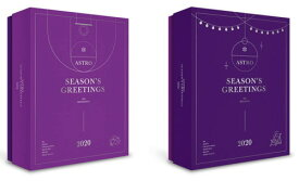 ASTRO 【ASTRO 2020年公式カレンダー/選択可能】アストロ 2020 SEASON'S GREETINGS シーズングリーティング シーグリ 公式グッズ
