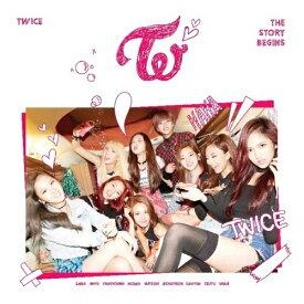 TWICE - THE STORY BEGINS (1ST MINI ALBUM) JYP NEW GIRLS GROUP トワイス デビューアルバム