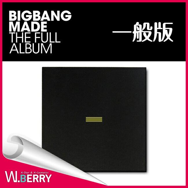 BIGBANG ビッグバン BIGBANG MADE THE FULL ALBUM 一般版