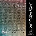 (CD) マーク・キャンプハウス作品集 Vol.2:オマージュ・トゥ・ザ・ドリーム / 演奏:テキサス・エル・パソ大学SW (吹奏楽)