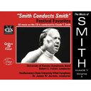 (CD) クロード・T・スミス作品集 Vol.2 / 指揮:クロード・T・スミス / 演奏:カンザス大学シンフォニックバンドほか (吹奏楽)