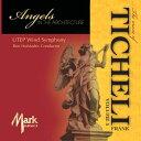 (CD) フランク・ティケリ作品集 Vol.3:エンジェルズ・イン・ジ・アーキテクチャー (吹奏楽)