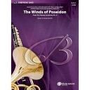(楽譜) 交響曲第二番「オデッセイ」よりポセイドンの風 / 作曲:ロバート・W・スミス (吹奏楽)(フルスコアのみ)