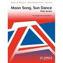 (楽譜) ムーン・ソング、サン・ダンス / 作曲:フィリップ・スパーク (フリューゲルホルン&ピアノ)