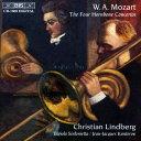 (CD) モーツァルト:ホルンボーン協奏曲全集 / 演奏:クリスチャン・リンドバーグ (トロンボーン)