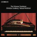 (CD) ヴィルトゥオーゾ・トロンボーン / 演奏:クリスチャン・リンドバーグ (トロンボーン)