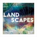 (CD) ランドスケープス / 指揮:フィリップ・ハーパー / 演奏:コーリー・バンド (ブラスバンド)