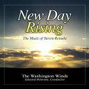 (CD) ニュー・デイ・ライジング:スティーブン・ライニキー作品集 / 指揮:エドワード・ピーターセン / 演奏:ワシントン・ウインズ (…