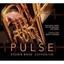 (CD) パルス / 指揮:マティ・シリッセン / 演奏:スティーヴン・ミード、王立ベルギー空軍軍楽隊 (ユーフォニアム)