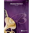 (楽譜) アルヴァマー序曲 / 作曲:ジェイムズ・バーンズ (吹奏楽)(スコア+パート譜セット)