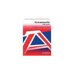 (楽譜) スカラムーシュ / 作曲:フィリップ・スパーク (バリトン or ユーフォニアム&ピアノ)(スコア+パート譜セット)