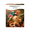 (楽譜) 交響曲第1番「アークエンジェルズ」 Op.50 / 作曲:フランコ・チェザリーニ (吹奏楽)(フルスコアのみ)