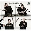 (CD)オペラ座の夜 / 演奏:ヴァンドーム四重奏団 (クラリネット4重奏)