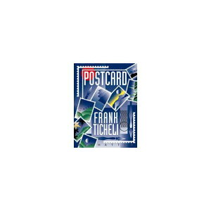 (楽譜) ポストカード / 作曲:フランク・ティケリ (吹奏楽)(スコア+パート譜セット)