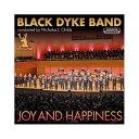 (CD) ジョイ・アンド・ハピネス / 指揮:ニコラス・J・チャイルズ / 演奏:ブラック・ダイク・バンド (ブラスバンド)