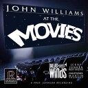 (HDCD / SACD Hybrid) ジョン・ウィリアムズ・アット・ザ・ムーヴィーズ / 演奏:ダラス・ウィンド・シンフォニー (吹奏楽)