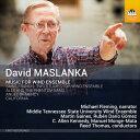 (CD) マスランカ:管楽アンサンブルのための音楽集 / 演奏:ミドル・テネシー州立大学管楽アンサンブル (吹奏楽)