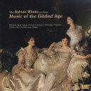 (CD) 金メッキ時代の音楽 / 演奏:シルヴァン・ウィンズ (木管五重奏)
