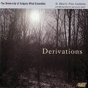 (CD) デラヴェイションズ / 指揮:グレン・D・プライス / 演奏:カルガリー大学ウィンド・アンサンブル (吹奏楽)