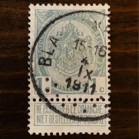 【送料無料】Coat of Arms 1907年 明治40年 2枚セット