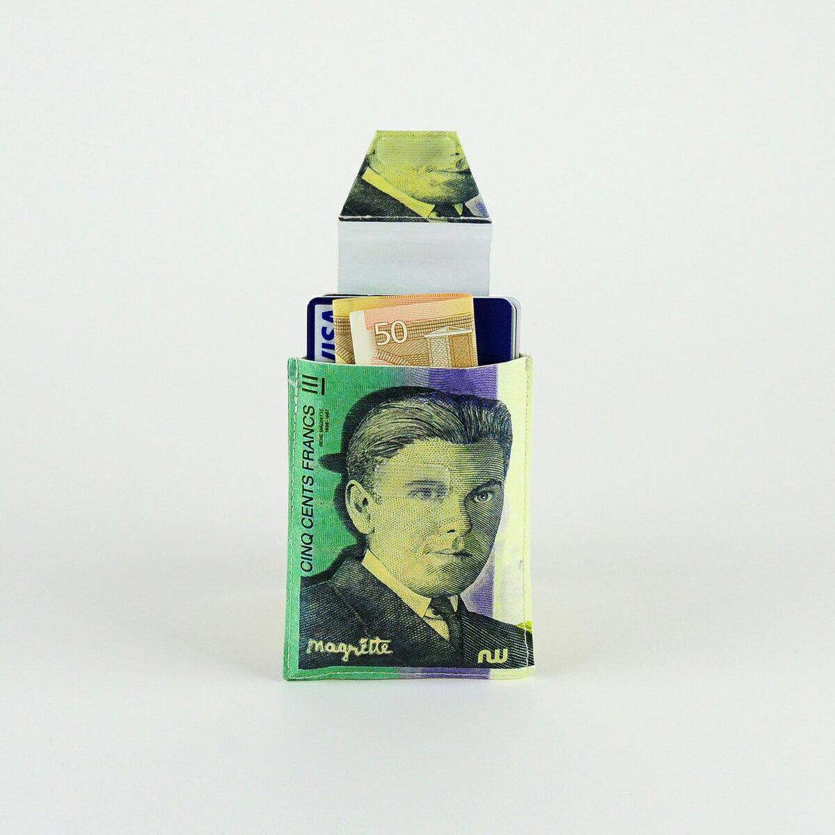 カードケース ポイントカード スリム【送料無料】カードケース カードホルダー タイベック 定期入れ パスケース 名刺入れ メンズ レディース 男性 女性 ベルギー製 made in Belgium card case card holder tyvek ギフト 祝い プレゼント 【NOWA Move Hi René 】