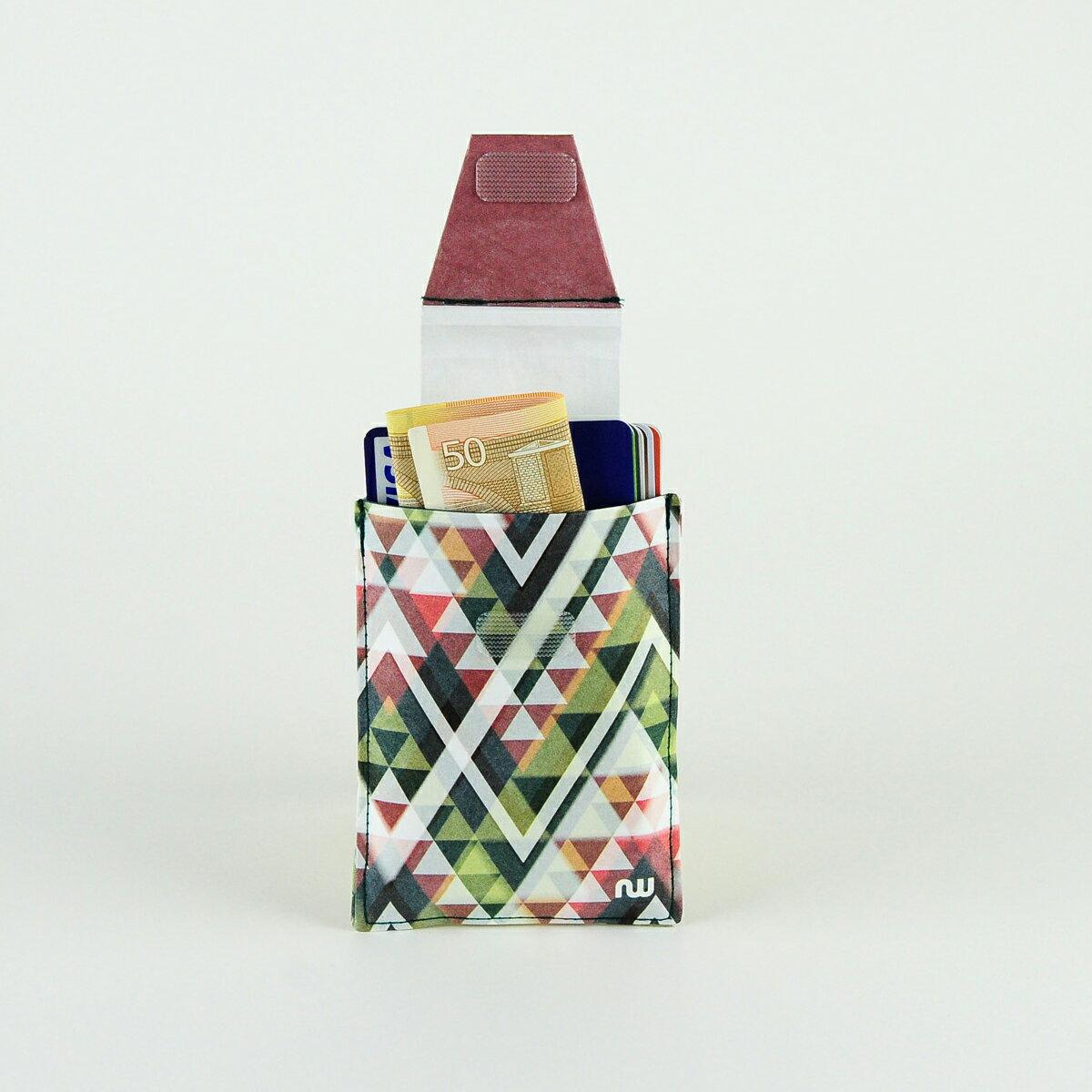 パスケース 定期入れ メンズ【送料無料】 カードホルダー カード入れ タイベック 名刺入れ メンズ レディース 男性 女性 ベルギー製 made in Belgium card case card holder tyvek ギフト 祝い プレゼント 【NOWA Move Up & Down】
