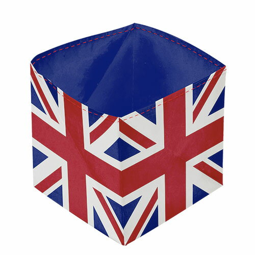 コインケース スポーツ・アウトドア【送料無料】小銭入れ タイベック イギリスの国旗 ユニオンジャック ベルギー製 made in Belgium coin case tyvek ギフト 祝い プレゼント 【NOWA Origami Union Jack】
