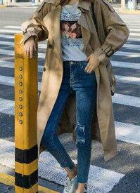 トレンチコート レディース 大きいサイズ 冬 ロング おしゃれ 秋 50代 20代 30代 カジュアル オフィス 40代 秋服 ファッション 大人 かわいい 可愛い 上品 冬服 ブランド お洒落 セール