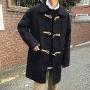 ダッフルコート メンズ ブランド ジャケット ショート 秋 冬 学生 カジュアル 冬服 大人 秋服 大きいサイズ おしゃれ かっこいい 20代 ファッション お洒落 40代 ブランド オフィス 30代 50代 セール