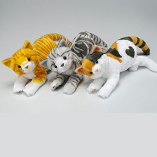 [なでなでねこちゃんDX2][とらちゃん][アメショーちゃん][みけちゃん](なでなでねこちゃん おもちゃ ぬいぐるみ 電子ペット 猫 ぬいぐるみ リアル ペット ぬいぐるみ 人形 ヌイグルミ マスコット アニマル 動物 どうぶつ 子供向けプレゼント)!
