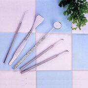 【送料無料】デンタルツール5点セットK9903虫歯予防スケーラー歯垢スケーラ歯ヤニホームケア