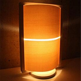 Navy WOOD LAMP kit WAVE(M) [ ランプシェード キット 木製照明 経木 プレゼント 工作 ネイビーウッドランプキット 楽天 通販 口コミ]