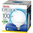 東芝 LED電球 ボール電球形 昼白色 LDG11N-H/100W[LDG11NH100W]