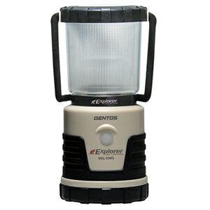 GENTOS ジェントス EXseries LEDランタン SOL-036C