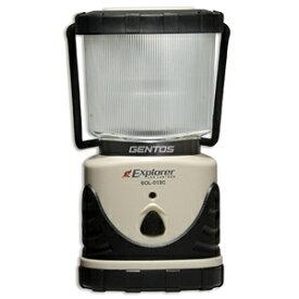 GENTOS ジェントス EXseries LEDランタン SOL-013C