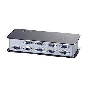 【送料無料】エレコム ELECOM ディスプレイ分配器 8分配 VSP-A8