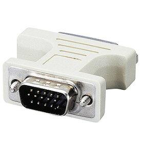 エレコム ELECOM DVI-I変換アダプタ AD-DVFTD15M