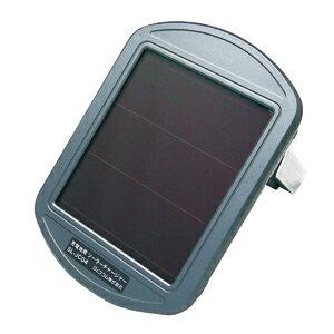 ジェフコム 充電池用ソーラーチャージャー SL-JC04