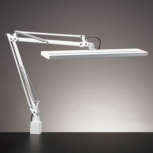 【送料無料】山田照明 Zライト Z-Light LEDデスクライト ホワイト Z-80NW【smtb-u】