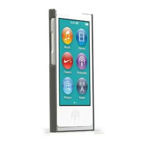 フォーカルポイント TUNEWEAR ハードケース eggshell for iPod nano 7G スモーク TUN-IP-000224