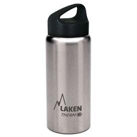 ラーケン LAKEN クラシック・サーモ 0.5L シルバー PL-TA5