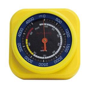 エンペックス EMPEX 気圧計 高度計 アルティ・マックス 4500 イエロー FG-5104