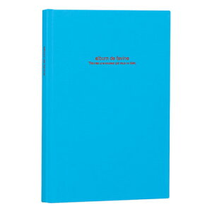 ドゥファビネ ブック式アルバム B5判 100年台紙 アH-B5B-141