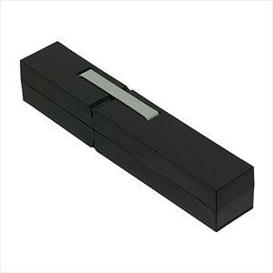 ナカバヤシ ディスプレイペンケース Sサイズ ブラック PCN-DP01BK